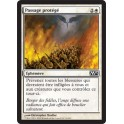 MTG Magic ♦ M13 Edition ♦ Passage Protégé VF NM