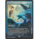 MTG Magic ♦ Fate Reforged ♦ Substitution de Forme VF FOIL Game Day Mint