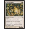 MTG Magic ♦ Shadowmoor ♦ Plèbe Sangamie VF NM