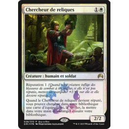 MTG Magic ♦ Magic Origins ♦ Chercheur de Reliques VF FOIL Promo Box Mint