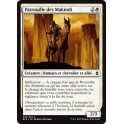MTG Magic ♦ Battle for Zendikar ♦ Patrouille des Makindi VF Mint