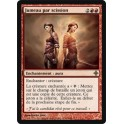 MTG Magic ♦ Rise of the Eldrazi ♦ Jumeau par Scission VF NM