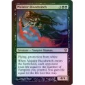 MTG Magic ♦ Zendikar ♦ Malakir Bloodwitch English FOIL NM (G)