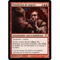 MTG Magic ♦ Dark Ascension ♦ Malédiction de Saignée VF FOIL NM