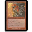 MTG Magic ♦ Urza's Destiny ♦ Marque de la Fureur VF NM