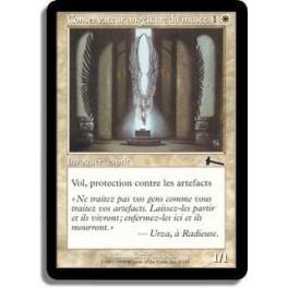 MTG Magic ♦ Urza's Legacy ♦ Conservateur Angélique du Musée VF NM
