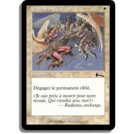 MTG Magic ♦ Urza's Legacy ♦ Explosion d'Énergie VF NM