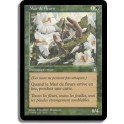 MTG Magic ♦ Stronghold ♦ Mur de Fleurs VF/English NM
