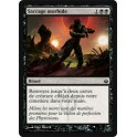 MTG Magic ♦ Mirrodin Besieged ♦ Saccage Morbide VF NM