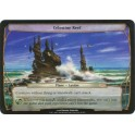 MTG Magic ♦ Planechase 2012 ♦ Celestine Reef English Promo Oversized EX