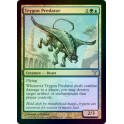 MTG Magic ♦ Dissension ♦ Trygon Predator English FOIL NM (G)