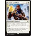 MTG Magic ♦ Oath of the Gatewatcher ♦ Serment de Gideon VF Mint