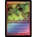 MTG Magic ♦ From the Vault Dragons ♦ Two-headed Dragon English FOIL NM