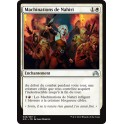 MTG Magic ♦ Shadows over Innistrad ♦ Machinations de Nahiri VF Mint