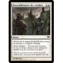 MTG Magic ♦ Dark Ascension ♦ Rassemblement des Citadins VF FOIL NM