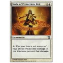 MTG Magic ♦ 9th Edition ♦ Cercle de Protection Rouge VF NM
