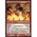 MTG Magic ♦ DCI Junior Super Series ♦ Two-headed Dragon English FOIL NM