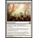 MTG Magic ♦ Commander 2012 ♦ Montée en Crescendo de la Guerre VF NM