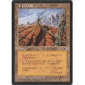 MTG Magic ♦ Tempest ♦ Wasteland Japanese NM-EX