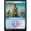MTG Magic ♦ Kaladesh ♦ Art de Saheeli VF FOIL Launch Mint