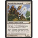MTG Magic ♦ Morningtide ♦ Kinsbaile Borderguard English NM