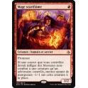 MTG Magic ♦ Amonkhet ♦ Mage scarifiame FOIL VF Mint