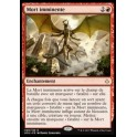 MTG Magic ♦ Age de la Destruction ♦ Mort imminente FOIL VF Mint