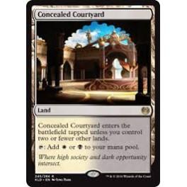 MTG Magic ♦ Kaladesh ♦ Concealed Courtryard English Mint