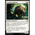 MTG Magic ♦ Rivals of Ixalan ♦ Cératops impérial French Mint