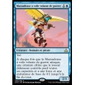 MTG Magic ♦ Rivals of Ixalan ♦ Maraudeuse à voile volante FOIL de guerre French Mint