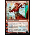 MTG Magic ♦ Kaladesh Planeswalker Deck ♦ Chandra, Pyrogénie FOIL VF NM