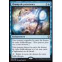 MTG Magic ♦ Dominaria ♦ Champ de préscience FOIL French Mint