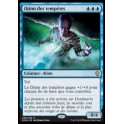MTG Magic ♦ Dominaria ♦ Djinn des tempêtes FOIL PROMO PRERELEASE French Mint