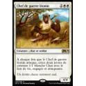 MTG Magic ♦ M19 Edition ♦ Chef de guerre léonin French Mint