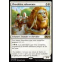 MTG Magic ♦ M19 Edition ♦ Chevalière valeureuse French Mint