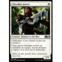 MTG Magic ♦ M19 Edition ♦ Chevalier novice French Mint