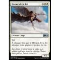 MTG Magic ♦ M19 Edition ♦ Héraut de la foi French Mint
