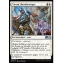 MTG Magic ♦ M19 Edition ♦ Valeur chevaleresque French Mint