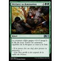 MTG Magic ♦ M19 Edition ♦ Déclarer sa domination French Mint