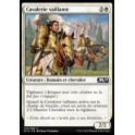 MTG Magic ♦ M19 Edition ♦ Cavalerie vaillante French Mint