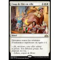 MTG Magic ♦ Guilds of Ravnica ♦ Coup de filet en ville French Mint