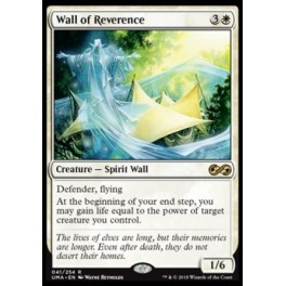 MTG Magic ♦ Ultimate Masters ♦ Wall of Reverence English Mint