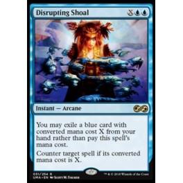 MTG Magic ♦ Ultimate Masters ♦ Disrupting Shoal English Mint