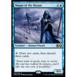 MTG Magic ♦ Ultimate Masters ♦ Magus of the Bazaar English Mint