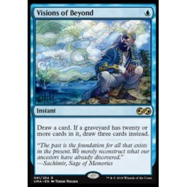 MTG Magic ♦ Ultimate Masters ♦ Visions of Beyond English Mint
