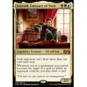 MTG Magic ♦ Ultimate Masters ♦ Leovold, Emissary of Trest English Mint