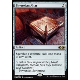 MTG Magic ♦ Ultimate Masters ♦ Phyrexian Altar English Mint