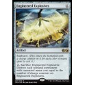 MTG Magic ♦ Ultimate Masters ♦ Engineered Explosives English Mint