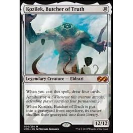 MTG Magic ♦ Ultimate Masters ♦ Kozilek, Butcher of Truth English Mint