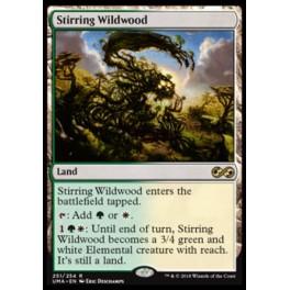 MTG Magic ♦ Ultimate Masters ♦ Stirring Wildwood English Mint